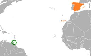 Spain–Trinidad and Tobago relations