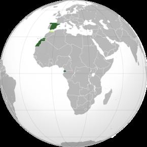 Ubicació de República Espanyola