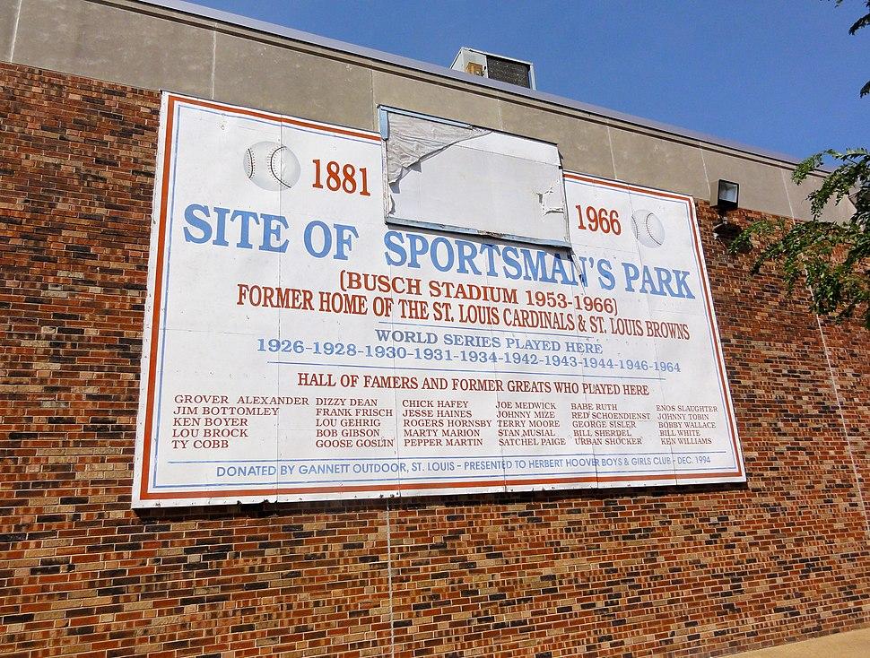 Sportsman's Park site 2012-2