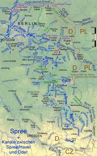 Wikipedia Wikiprojekt Flussverlaufskarten Wikipedia