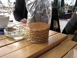 Stroopwafel - Image: Sr meetup dec 06 00004