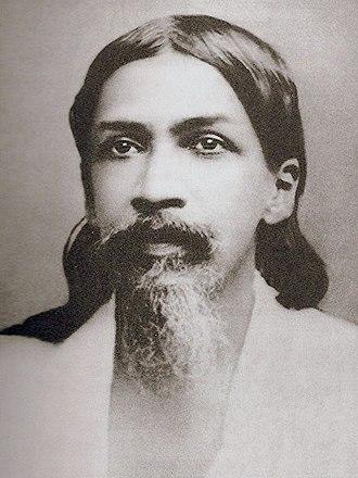 Sri Aurobindo - Image: Sri aurobindo