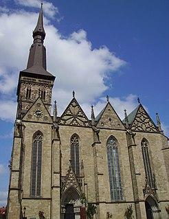 St. Marys Church, Osnabrück