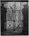 St. Michael's Episcopal Church, 80 Meeting Street, Charleston, Charleston County, SC HABS SC,10-CHAR,8-40.tif