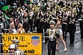 St. Patrick's Day Parade (2013) In Dublin - Purdue University All-American Marching Band, Indiana, USA (8565435609).jpg