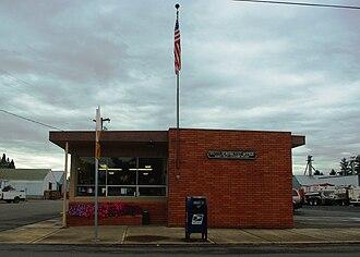 St. Paul, Oregon - St. Paul's U.S. Post Office
