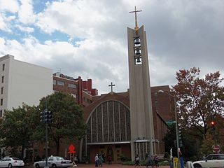 Saint Stephen Martyr Catholic Church (Washington, D.C.) Church in D.C., United States