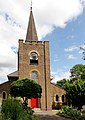 St Dunstan's Church in Feltham - panoramio.jpg