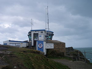 National Coastwatch Institution - St Ives NCI Coastwatch Station