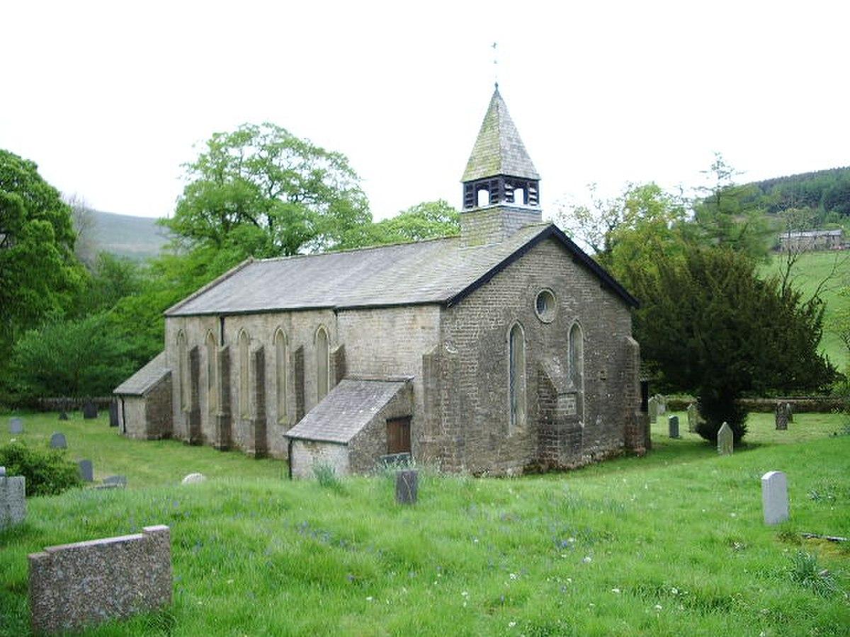 St John's Church, Cowgill - geograph.org.uk - 440658.jpg