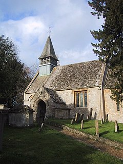 St Mary's Church, Westwell - geograph.org.uk - 277881.jpg