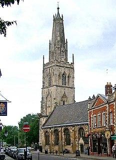 St Nicholas Church, Gloucester Church in Gloucester, England