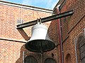 St Olave's church, Mitcham, bell - geograph.org.uk - 1502340.jpg