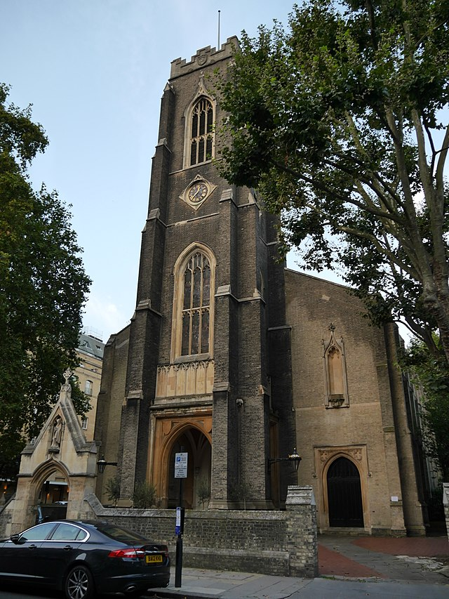 St Paul's Church, Knightsbridge