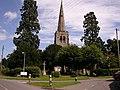 St Peter's Church Grandborough - geograph.org.uk - 33478.jpg