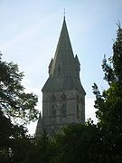St Philip and James spire.JPG