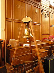 St Sepulchre-without-Newgate - SS La Marguerite bell