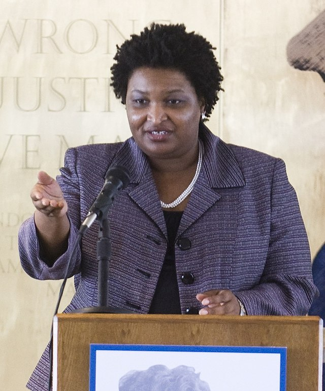 Stacey Abrams 2012