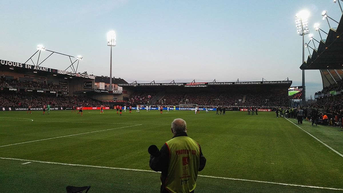 Stade de Roudourou — Wikipédia