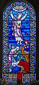 Stained glass window, St Andrew's church, Bishopstone (16722243203).jpg