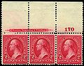 Stamp US 1895 2c type 3 plate strip.jpg