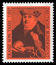 Stamps of Germany (BRD) 1967, MiNr 535.jpg