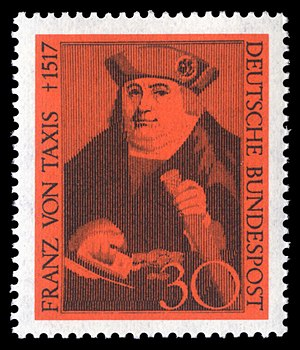 Postage stamps and postal history of Germany - Image: Stamps of Germany (BRD) 1967, Mi Nr 535