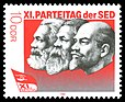 Stamps of Germany (DDR) 1986, MiNr 3009.jpg