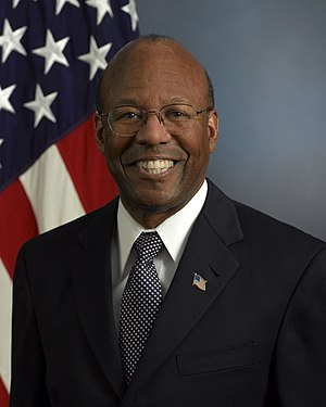 Clifford L. Stanley - Clifford L. Stanley, U.S. Under Secretary of Defense for Personnel and Readiness, 2010.