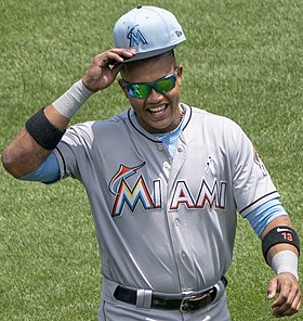 Starlin Castro Marlins 2018.jpg
