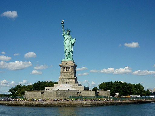 Statue of Liberty (Liberty Island) New York