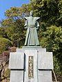 Statue of Mouri Shigetaka.JPG
