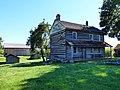 Stauffer House and Barn - Hubbard Oregon.jpg