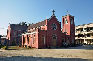 Roman Catholic Diocese of Myitkyina diocese of the Catholic Church