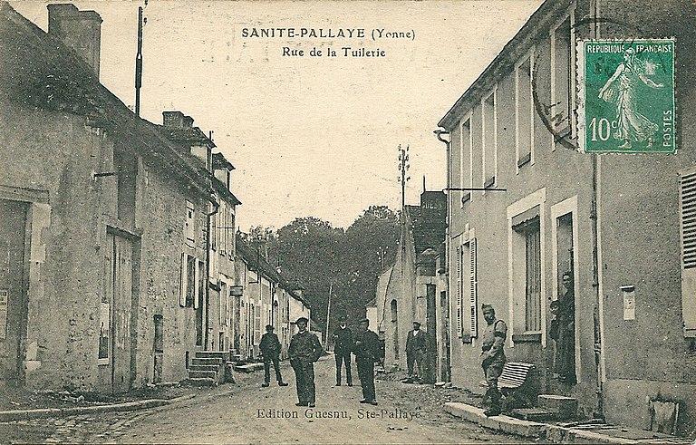 Maisons à vendre à Sainte-Pallaye(89)