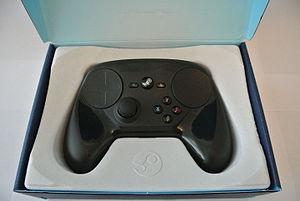 Steam Machine (hardware platform) - Steam Controller