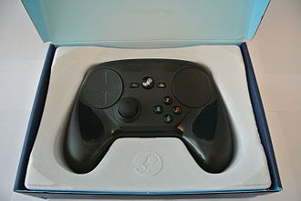 Steam Machine (hardware platform) - Steam Controller