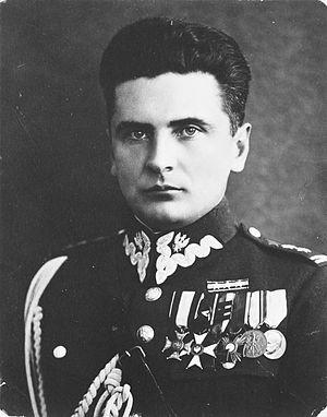 Stefan Rowecki - Stefan Rowecki in the early 1930s