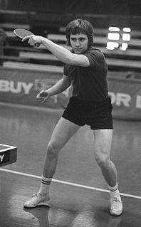 Stellan Bengtsson Swedish table tennis player