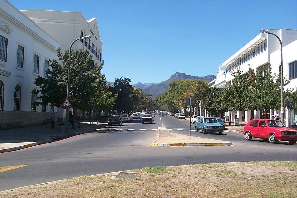 StellenboschPleinStreet
