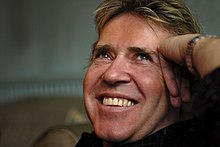 Description de l'image  Steve Lillywhite during interview.jpg.