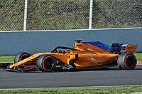 2018 formula one world championship wikipedia