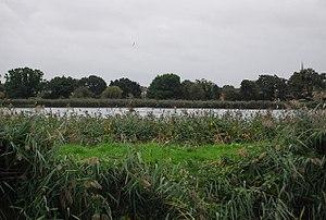 Woodberry Wetlands - Image: Stoke Newington East Reservoir