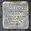 Stolperstein Bölschestr 84-85 (Frihg) Rebecca Schulz.jpg