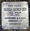 Stolperstein Bornepfad 4 (Hermd) Gerda Bukofzer.jpg