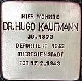 Stolperstein Dr. Hugo Kaufmann.jpg