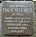 Stolperstein Emilie Neheimer Lennestadt-Elspe.jpg
