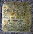 Stolperstein Hohenzollerndamm 4 (Wilmd) Berl Oberländer.jpg