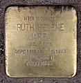 Stolperstein Jagowstr 3 (Moabi) Ruth Helene Jaffa.jpg