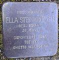 Stolperstein Windeck Rosbach Preschlin-Allee Ella Steinkritzer.jpg